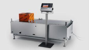 Checkweigher Conveyor Dual Scale