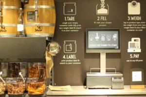 Zero Waste Food Shop Scales